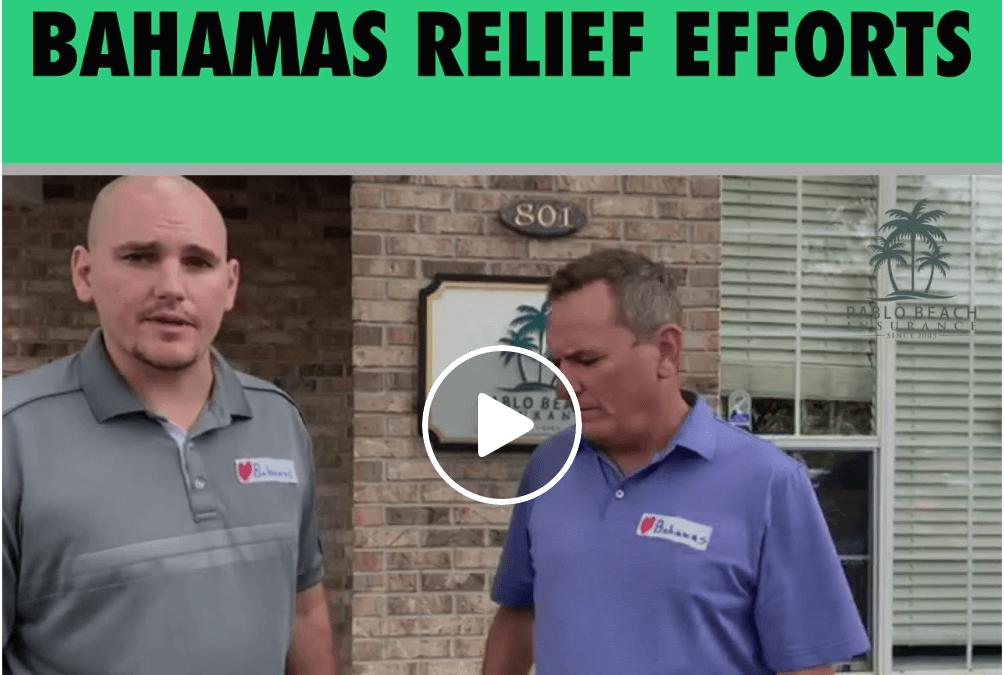 Bahamas Relief Efforts