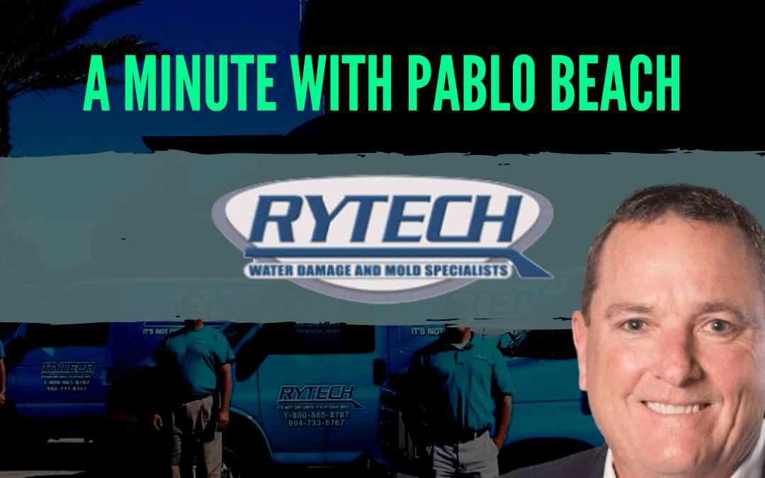 A Minute with Pablo Beach: Rytech