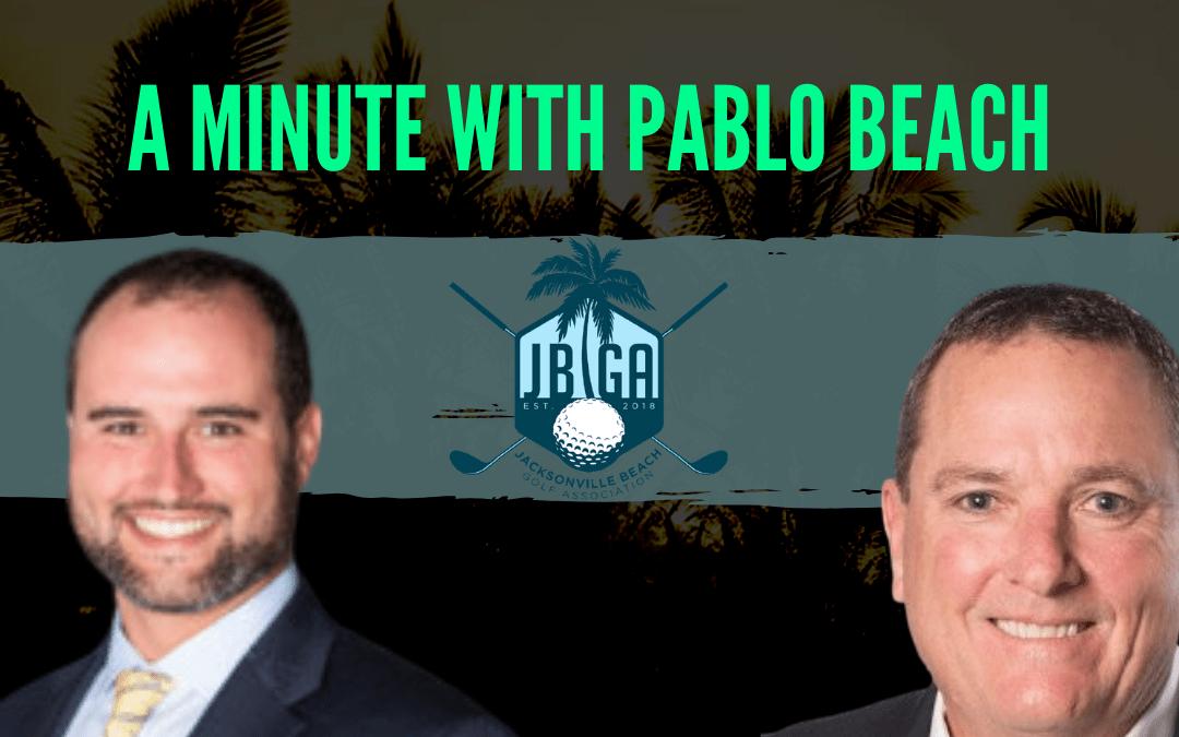 A Minute with Pablo Beach: Thomas Bozzuto